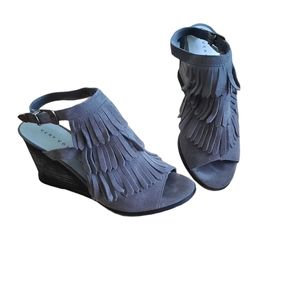 """Very Volatile """"Notion"""" Womens Wedges Size 8"""